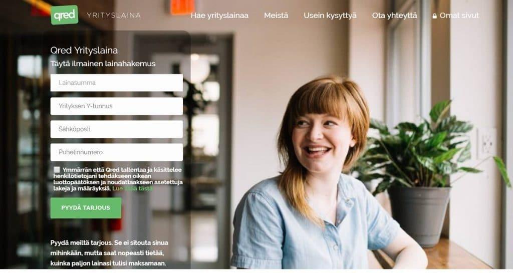 Hyviä Qred kokemuksia löytyy jo tuhansilta suomalaisilta pk-yrittäjiltä.