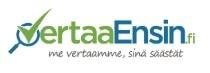 VertaaEnsin logo