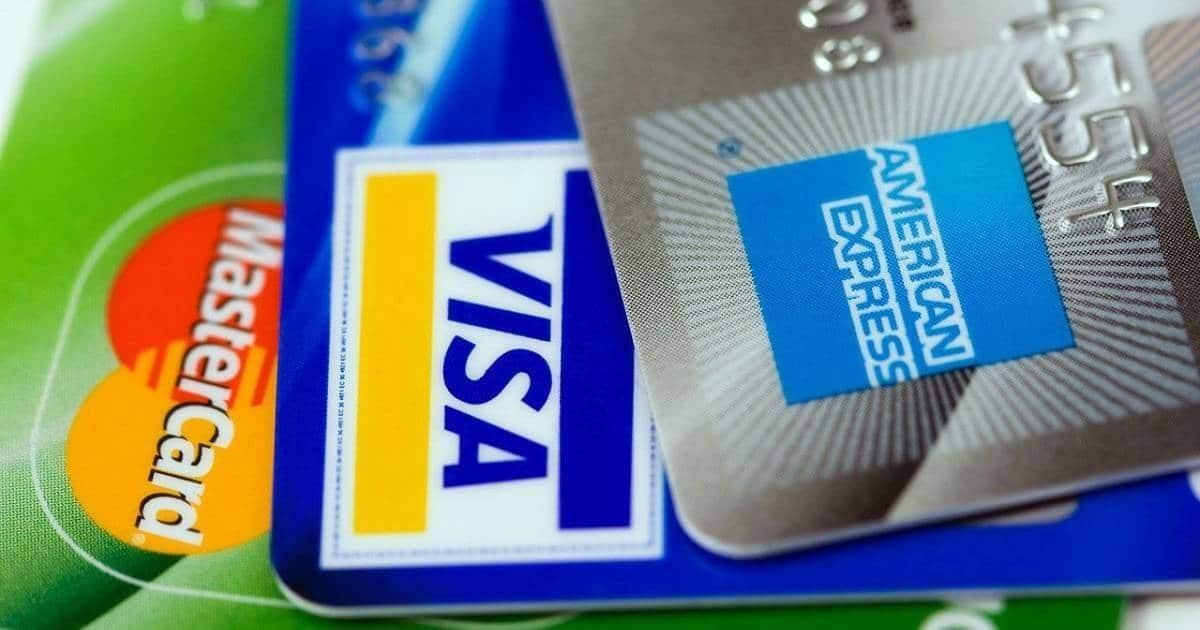 Kuvituskuva luottokorteista.